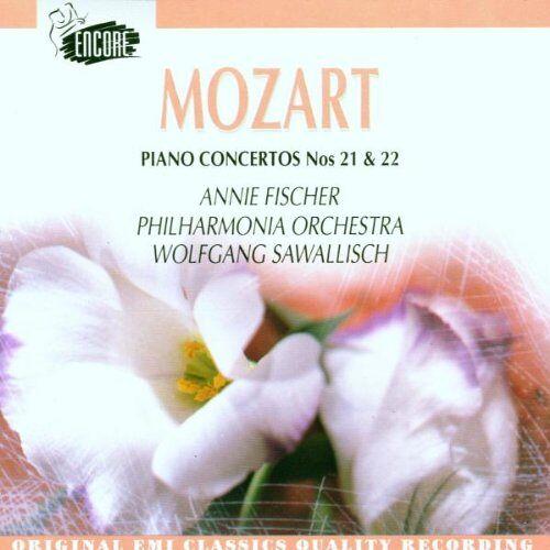 Fischer - Klavierkonzerte 21 und 22 - Preis vom 08.05.2021 04:52:27 h
