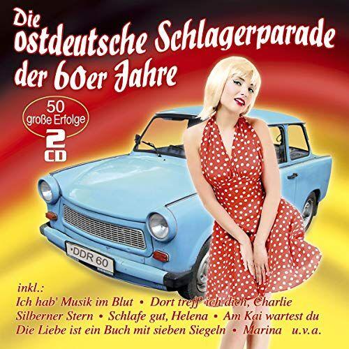 Various - Die ostdeutsche Schlagerparade der 60er Jahre - Preis vom 13.04.2021 04:49:48 h