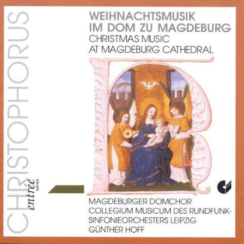 Magdeburger Domchor - Weihnachtsmusik im Dom zu Magdeburg - Preis vom 05.09.2020 04:49:05 h