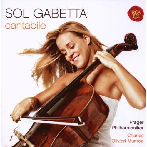 Sol Gabetta - Cantabile - Preis vom 05.05.2021 04:54:13 h