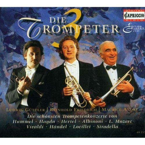 l. Güttler - Die Drei Trompeter - Preis vom 17.04.2021 04:51:59 h