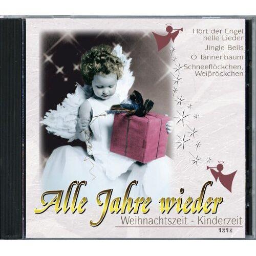Meraner Kinderchor - Alle Jahre Wieder - Preis vom 18.04.2021 04:52:10 h