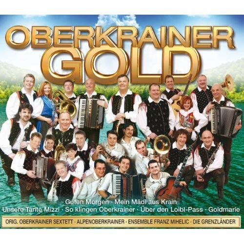 Various - Oberkrainer Gold - Preis vom 20.10.2020 04:55:35 h
