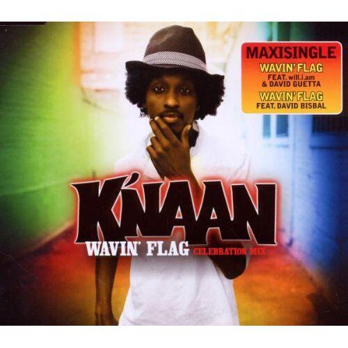 K'Naan - Wavin' Flag - Preis vom 20.01.2021 06:06:08 h