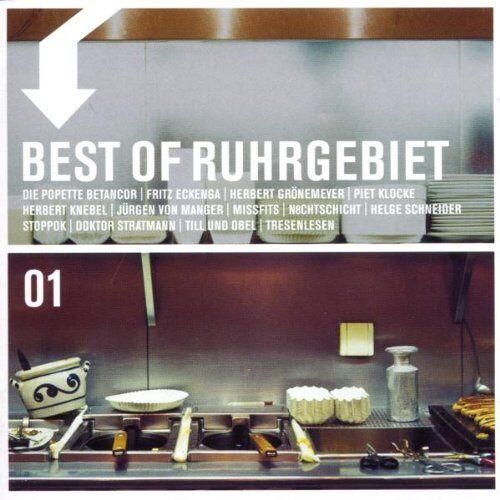 Various - Best of Ruhrgebiet - Preis vom 10.05.2021 04:48:42 h