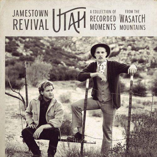 Jamestown Revival - Utah - Preis vom 20.10.2020 04:55:35 h