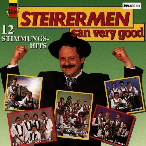 Various - Steirermen San Very Good - Preis vom 03.05.2021 04:57:00 h