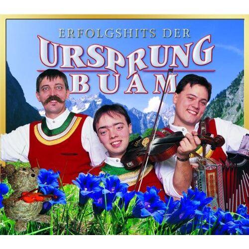 Ursprung Buam - Erfolgshits der Ursprung Buam - Preis vom 20.10.2020 04:55:35 h