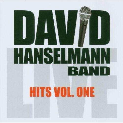 Hanselmann, David Band - Hits Vol.One - Preis vom 05.09.2020 04:49:05 h