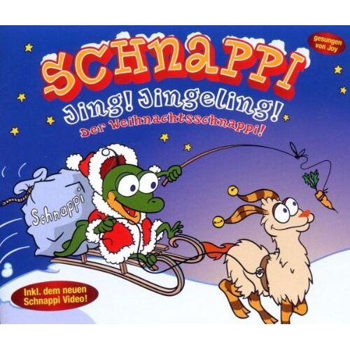 Schnappi - Jing! Jingeling! Der Weihnachtsschnappi! - Preis vom 18.04.2021 04:52:10 h
