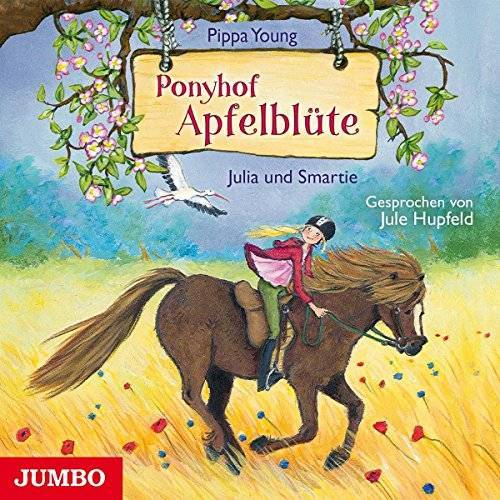 Jule Hupfeld - Ponyhof Apfelblte.Julia und Smartie - Preis vom 06.05.2021 04:54:26 h