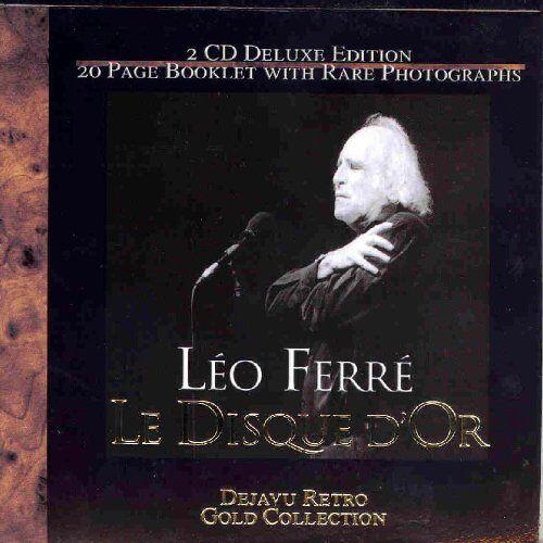 Leo Ferre - Le Disque D'or - Preis vom 15.05.2021 04:43:31 h
