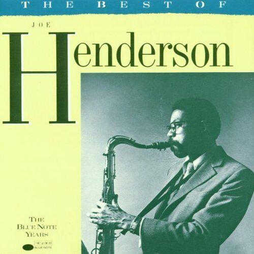 Joe Henderson - Best of... - Preis vom 21.10.2020 04:49:09 h