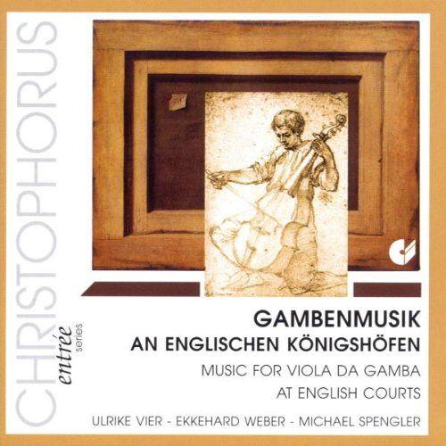 Weber Gambenmusik an englischen Königshöfen - Preis vom 27.01.2021 06:07:18 h