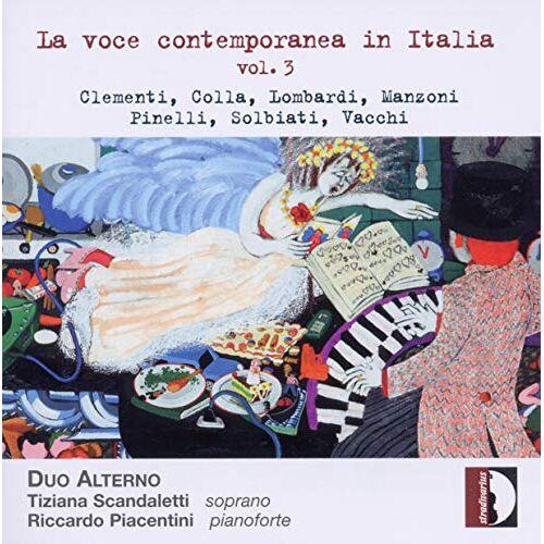 DUO Das zeitgenössische Lied in Italien Vol. 3 - Preis vom 20.10.2020 04:55:35 h