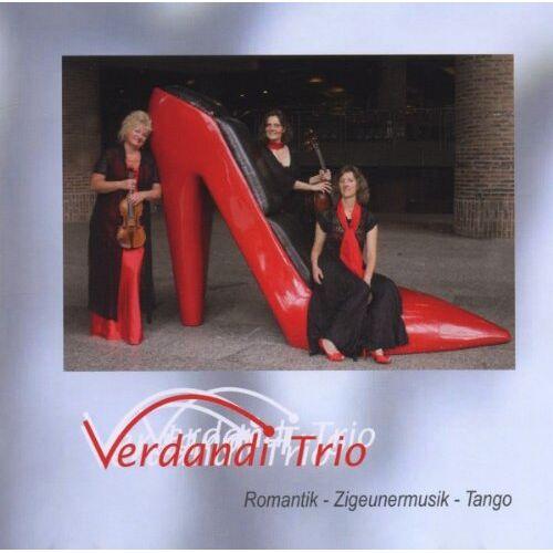 Verdandi Trio - Romantik, Zigeunermusik, Tango - Preis vom 21.02.2020 06:03:45 h