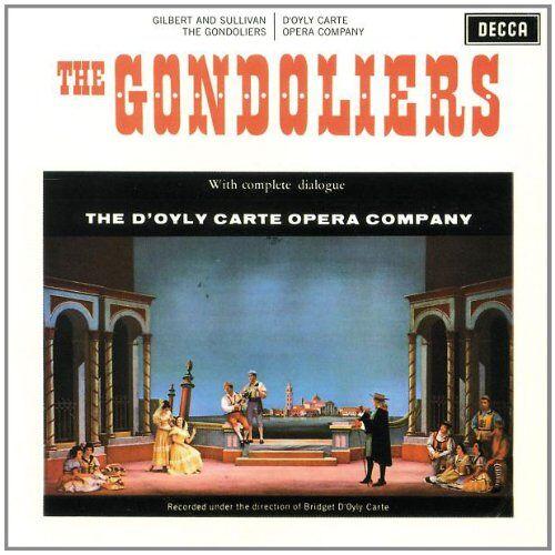 D'Oyly Carte Opera Company - The Gondoliers - Preis vom 21.04.2021 04:48:01 h