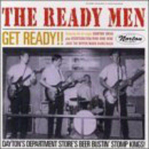 Ready Men - Get Ready! - Preis vom 18.04.2021 04:52:10 h