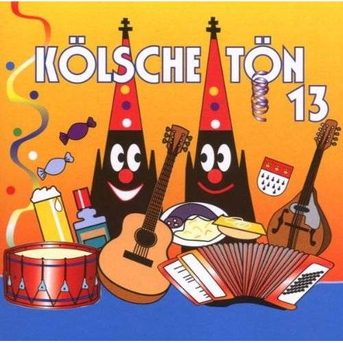 Various - Koelsche Toen 13 - Preis vom 18.10.2020 04:52:00 h