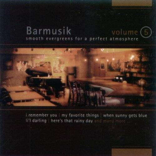 Various - Barmusik Vol.5 - Preis vom 26.02.2021 06:01:53 h