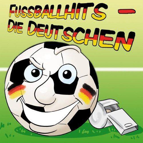 Fussball! - Fussballhits-die Deutschen - Preis vom 03.04.2020 04:57:06 h