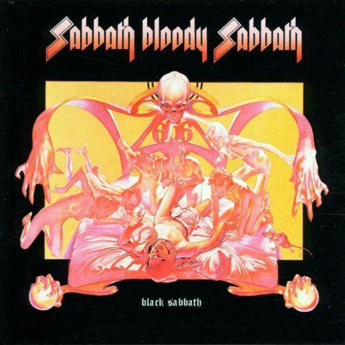 Black Sabbath - Sabbath Bloody Sabbath - Preis vom 18.04.2021 04:52:10 h