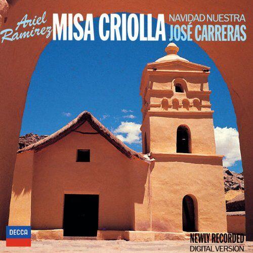 Carreras - Misa Criolla / Navidad Nuestra - Preis vom 06.05.2021 04:54:26 h