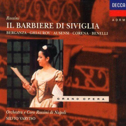Berganza - Rossini: Il Barbiere di Siviglia - Preis vom 05.09.2020 04:49:05 h