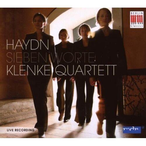 Klenke Quartett - Sieben Worte - Preis vom 28.02.2021 06:03:40 h