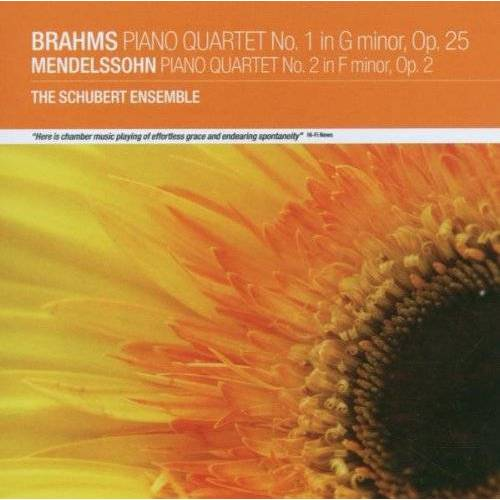 Ensemble Klavierquartette Nr.1 & 2 - Preis vom 20.10.2020 04:55:35 h