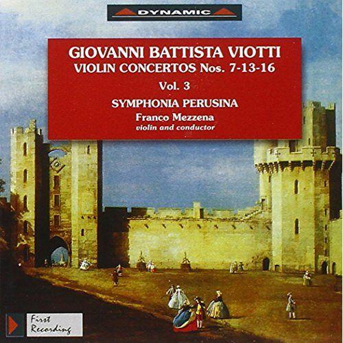 Franco Mezzena - Violinkonzerte Vol. 3 - Preis vom 07.05.2021 04:52:30 h