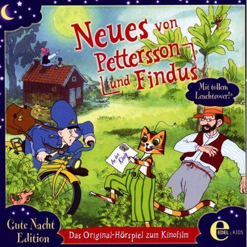 Pettersson und Findus - Neues Von Pettersson und Findus Gute Nacht Edition - Preis vom 03.05.2021 04:57:00 h