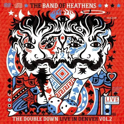 the Band of Heathens - The Double Down-Live in Denver Vol.2 - Preis vom 13.05.2021 04:51:36 h