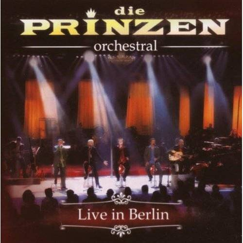 die Prinzen - Die Prinzen-Orchestral Live in Berlin - Preis vom 08.05.2021 04:52:27 h