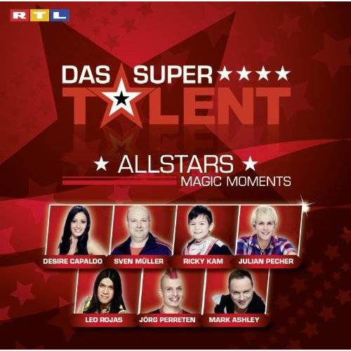 Supertalent Allstars - Magic Moments - Preis vom 21.04.2021 04:48:01 h