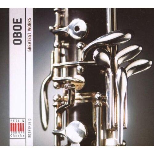 Glaetzner - Greatest Works-Oboe - Preis vom 16.05.2021 04:43:40 h