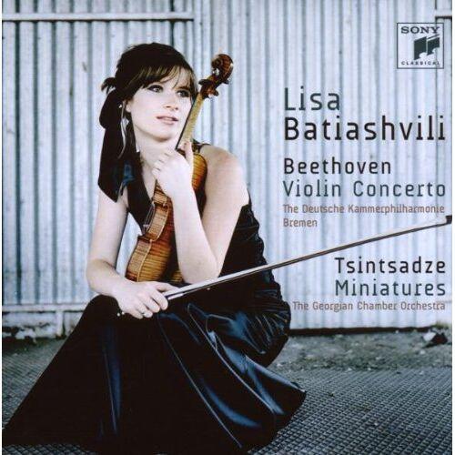 Lisa Batiashvili - Violin Concerto/Miniatures - Preis vom 20.10.2020 04:55:35 h