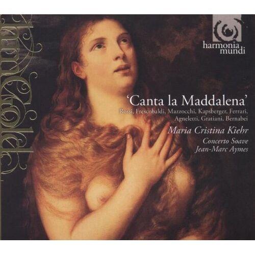 Kiehr - Canta la Maddalena - Preis vom 26.02.2021 06:01:53 h