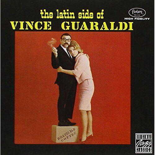 Vince Guaraldi - Latin Side of Vince Guaraldi - Preis vom 19.01.2021 06:03:31 h