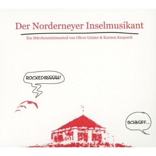 Anna Labonté, Karsten Kasparek - Der Norderneyer Inselmusikant - Preis vom 12.04.2021 04:50:28 h