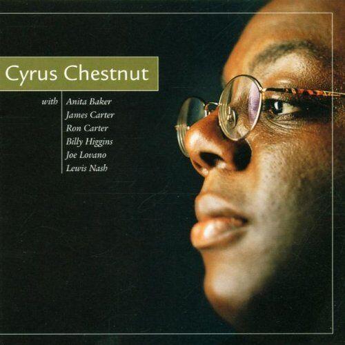 Cyrus Chestnut - Cyrus Chestnut With... - Preis vom 14.04.2021 04:53:30 h