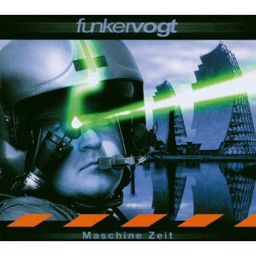 Funker Vogt - Maschine Zeit - Preis vom 27.02.2021 06:04:24 h
