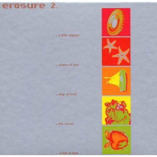 Erasure - Erasure 2 (Ebx2) - Preis vom 15.04.2021 04:51:42 h