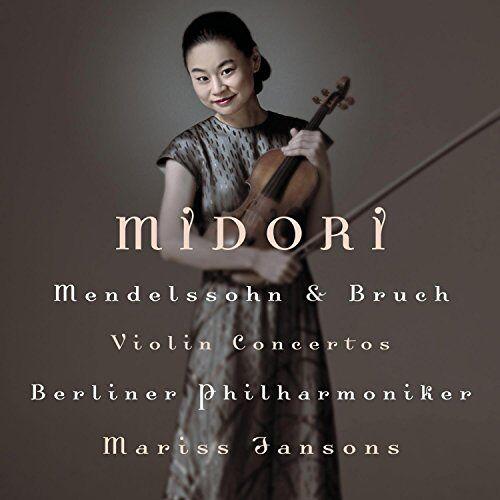 Midori - Mendelssohn/Bruch:Violin Conce - Preis vom 22.01.2021 05:57:24 h