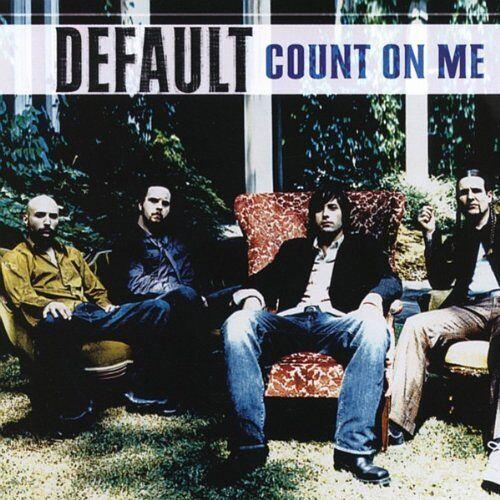 Default - Count on Me - Preis vom 20.10.2020 04:55:35 h