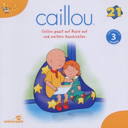 Caillou 21 Audio - Caillou 21 Audio:Caillou Passt Auf Rosie Auf Und W - Preis vom 14.04.2021 04:53:30 h