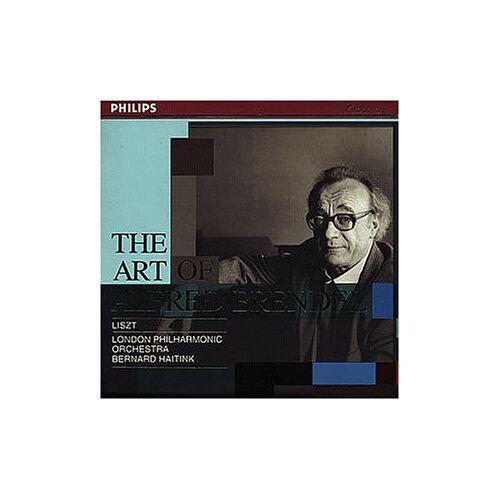 Alfred Brendel - The Art Of Alfred Brendel Vol.4: Liszt - Preis vom 15.05.2021 04:43:31 h