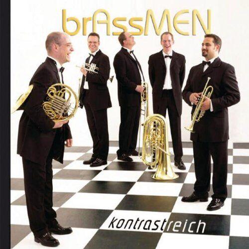 Brassmen - Kontrastreich - Preis vom 18.04.2021 04:52:10 h