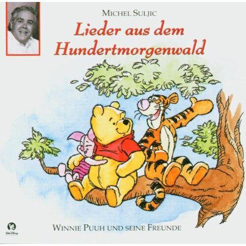 Disney Winnie Puuh,Hundertmorgenwald - Preis vom 28.02.2021 06:03:40 h