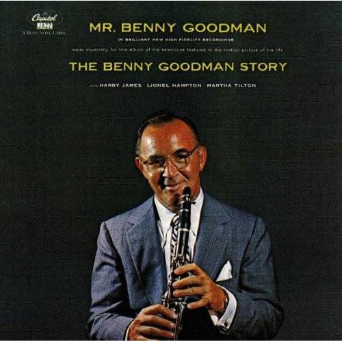 Benny Goodman - The Benny Goodman Story - Preis vom 15.05.2021 04:43:31 h